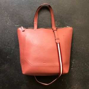 Never work Bally crossbody purse